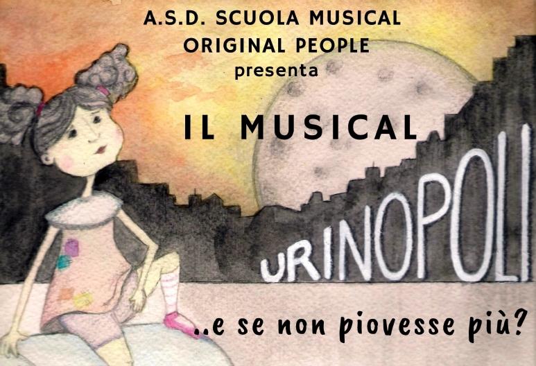 Replica Musical Urinopoli