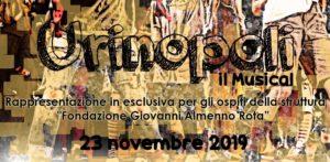 Urinopoli per la Fondazione Giovanni Almenno Rota